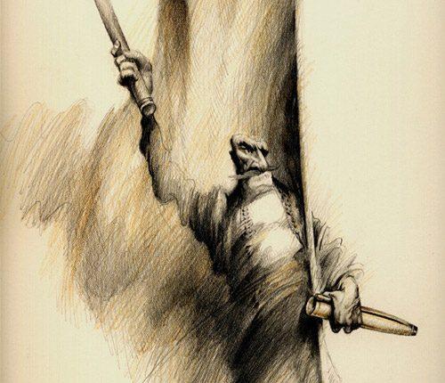 10-painting-man-asking-freedom-illustration
