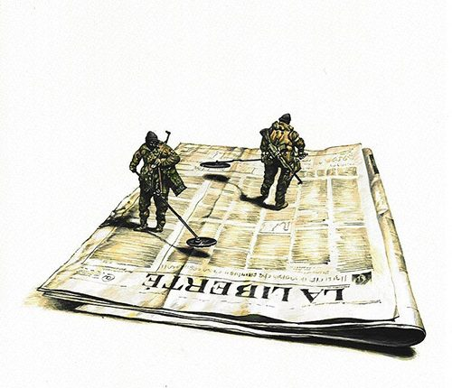 8-military-on-guard-painting