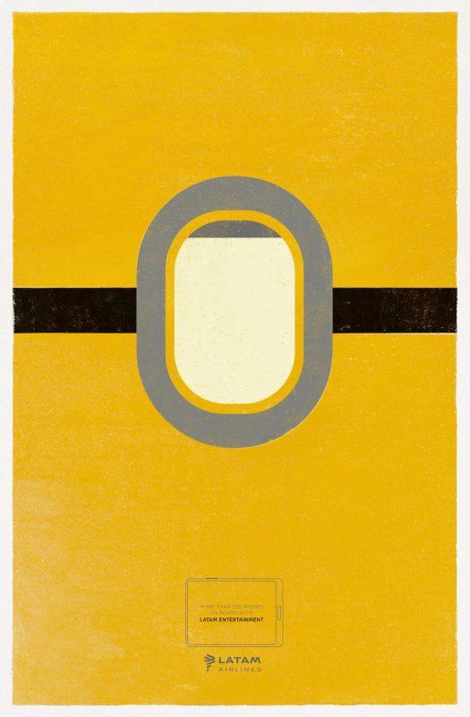 پوستر تبلیغاتی فیلم Minions