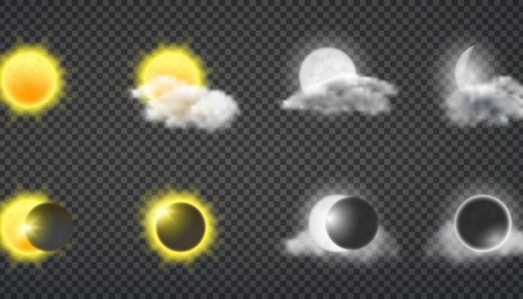 آیکن هواشناسی