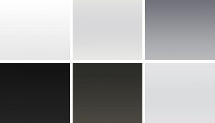 گرادینت سیاه و سفید