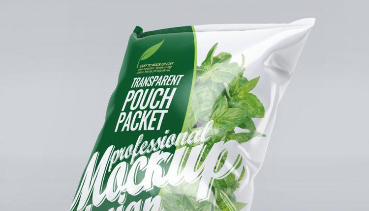 موکاپ کیسه پلاستیکی