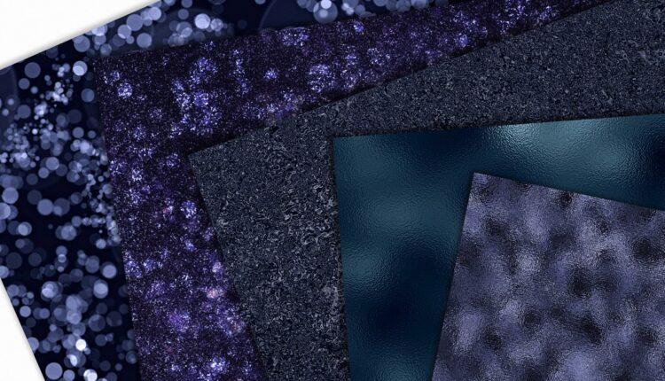 تصویر ورق فلزی تاریک