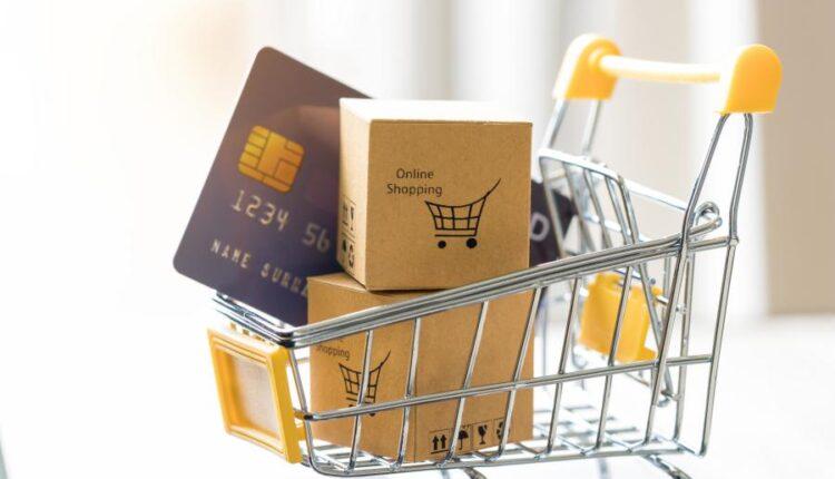 تصاویر استوک خرید آنلاین