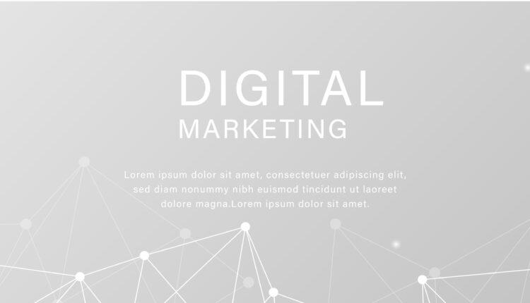 قالب بازاریابی دیجیتال