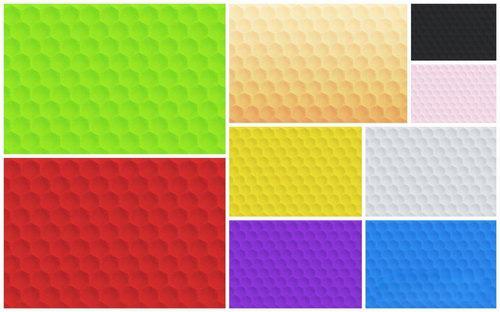 تصاویر پس زمینه شش ضلعی