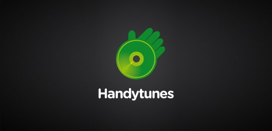 ۴۵ طراحی خلاقانه لوگو توسط دست