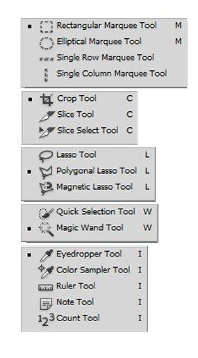 ابزار انتخاب 1